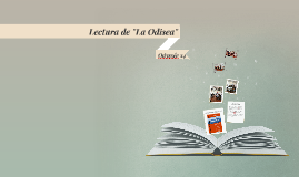 "Lectura de ""La Odisea"""