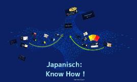 Japanisch: Know How!