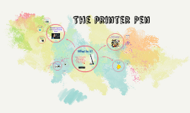 The printer Pen