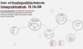 Copy of Seminararbeit: Grundrechtskonflikt des Schwangerschaftsabbru