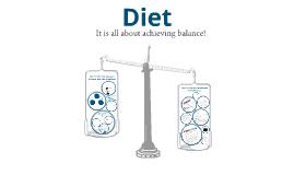 GCSE PE Diet