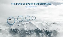 Peak Sports Performance