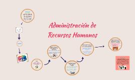 Copy of Administración de Recursos Humanos