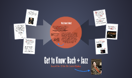 Get to Know: Bach + Jazz