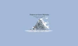 History of Saint Nicholas