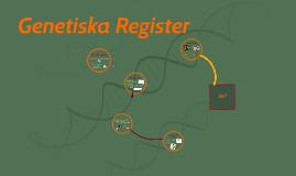 Genetiska Register