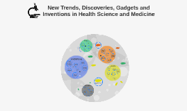 New Trends, Discoveries, Gadgets and Inventions in Health Sc