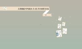 LIBRO PARA LAS FAMILIAS
