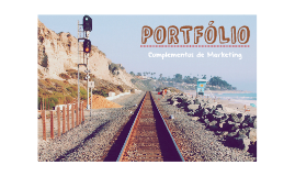 Portfólio Marketing