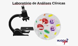 Copy of Laboratório de Análises Clínicas
