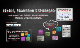 gênero, feminismo e educação: