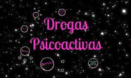 Drogras Psicoactivas