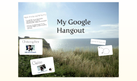 Google hang out