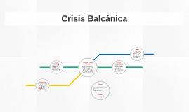 Crisis Balcánica