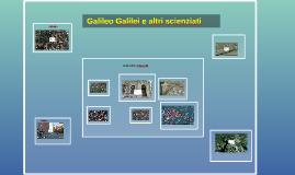 Galileo Galilei e altri scienziati