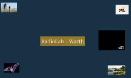 Radiolab - Worth