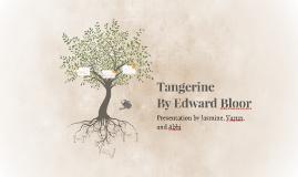 Copy of Tangerine