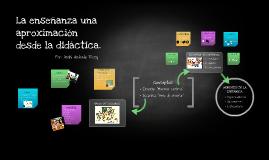 Enseñanza y Didactica/Laboratorio de docencia