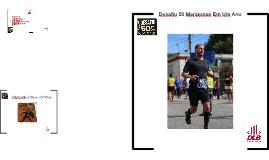 Desafio 50 Maratonas em um ano