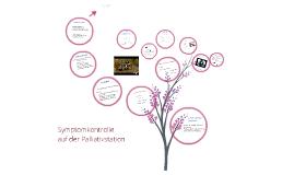 Symptomkontrolle auf der Palliativstation