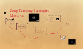 511 Song Teaching Strategies PART 2
