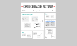 CHRONIC DISEASE IN AUSTRALIA