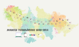 Copy of avances tecnologicos 1900-2014