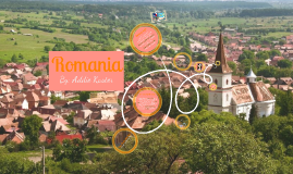 Romania Fun Facts!