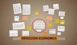 DIRECCION ECONOMICA
