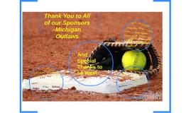Outlaw Sponsors 2014