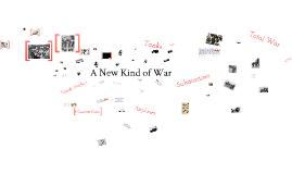 Unit 3 p. 21 World War I, A New Kind of War