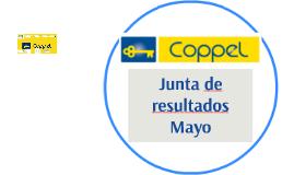 Junta de resultados Mayo