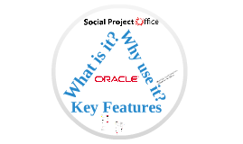The Oracle Social Project Office