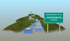 METODOLOGIA DE LA CLASIFICACION DE SUELOS