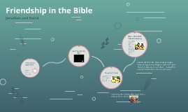 Friendship in the Bible