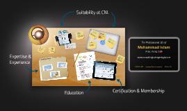 Presentation at CNL