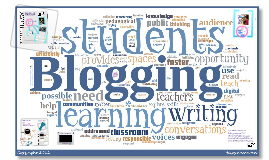 Enter the Elementary Blogosphere: Building a Digital Community of Writers