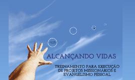 TREINAMENTO DE EVANGELISMO PESSOAL - desafio vivo