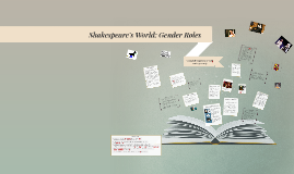 Shakespeare's World: Gender Roles