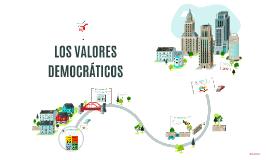 LOS VALORES DEMOCRÁTICOS