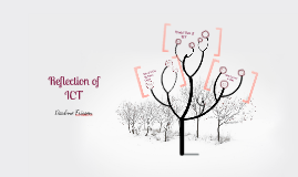 Copy of Reflection of ICT