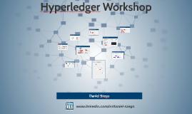 HyperledgerWorkshop