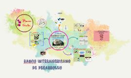BanCO DE DESARROLLO INTERAMERICANO