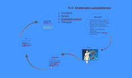 ALS- Amyotrophe Lateralsklerose