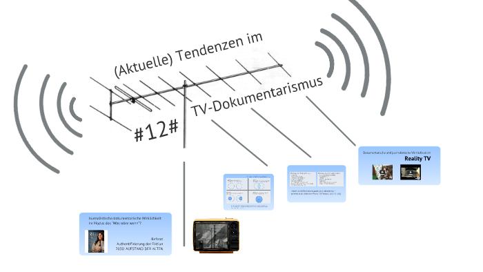 TdP#12# - Aktuelle Tendenzen im TV-Dokumentarismus