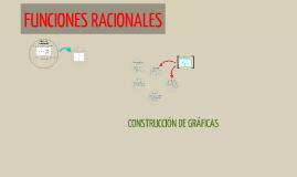 Copy of FUNCIONES RACIONALES