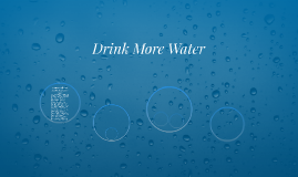 1. Drinking Water Helps Maintain the Balance of Body Fluids.
