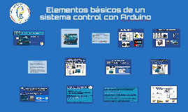 Elementos de un sistema de control PIO IX