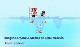 Imagen Corporal & Medios de Comunicación