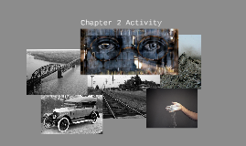 Chapter 2 Activity